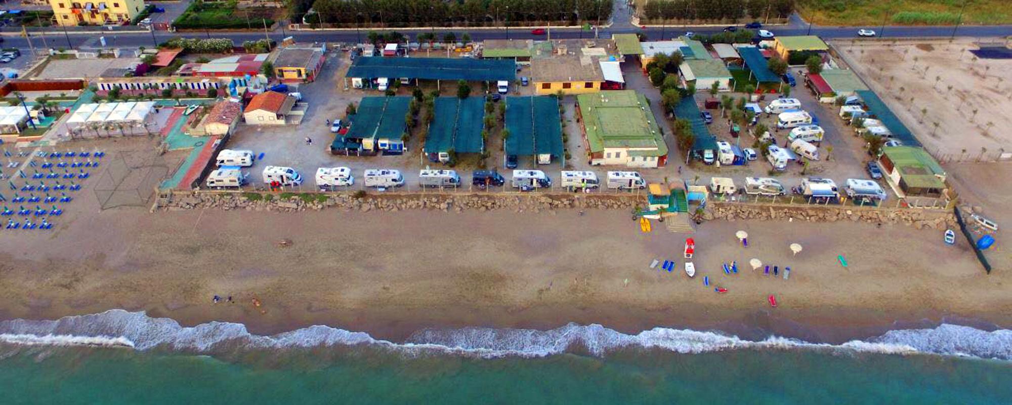 Camping Salerno: Vicino alla Costiera Amalfitana ideale per sosta ...